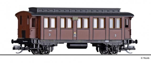 Tillig 13121 Reisezugwagen der K.P.E.V.
