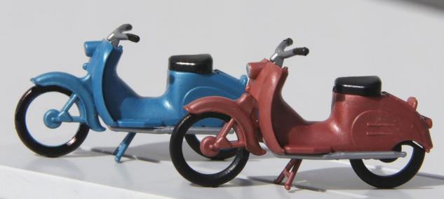 Kres 10050 Moped Simson KR50