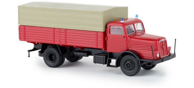 Brekina 71033 IFA H6 Feuerwehr
