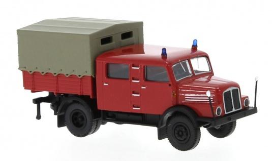 Brekina 71752 IFA S 4000-1 Bautruppwagen