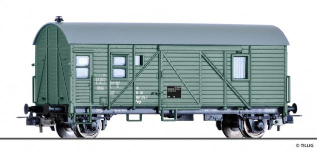 Tillig 76756 Güterzugpackwagen der DR