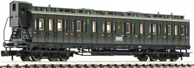 Fleischmann 804204 Abteilwagen der DRG