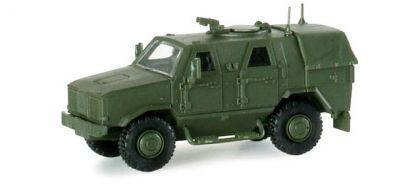 Herpa 740753 Gepanzertes Fahrzeug Dingo - Vorschau 1