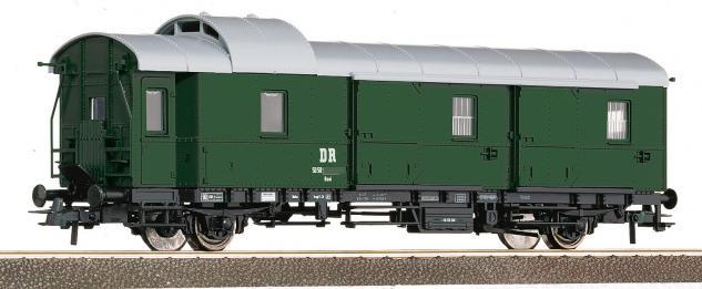 Roco 54204 Gepäckwagen der DR