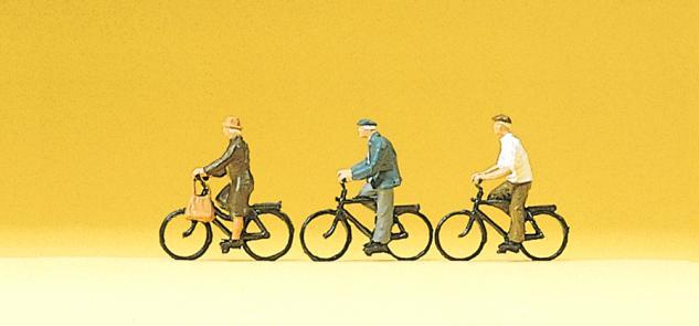 Preiser 75013 Radfahrer - Vorschau 1