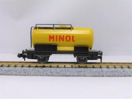 DDR-Piko 54127-016 Kesselwagen MINOL