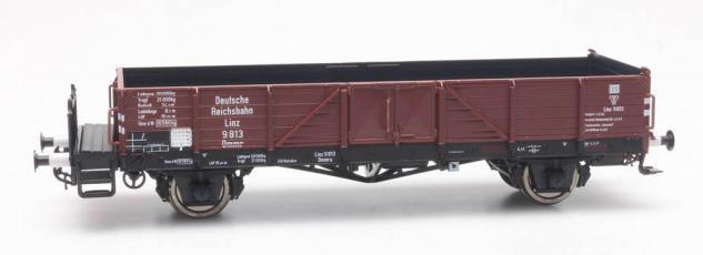 Artitec 2033301 Offener Güterwagen Linz