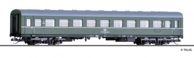 Tillig 95615 Modernisierungswagen der DR