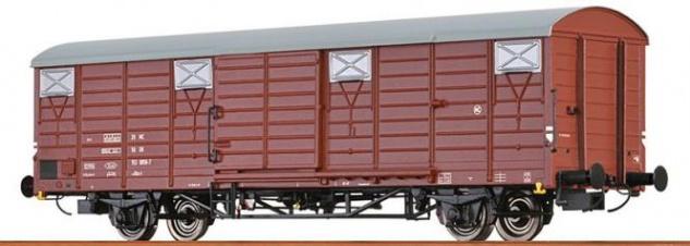 Brawa 49904 Gedeckter Güterwagen der DR