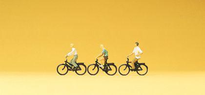 Preiser 79089 Radfahrer - Vorschau 1