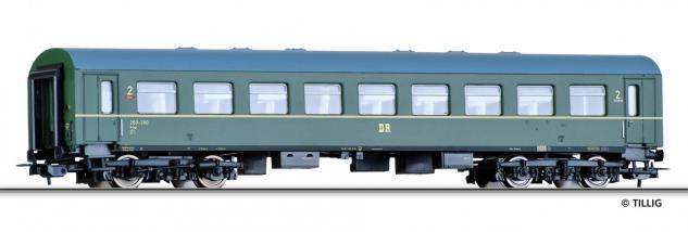 Tillig 74898 Reko-Reisezugwagen DR