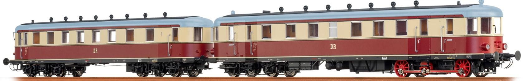 Brawa 44378 Triebwagen VT137 und VT147