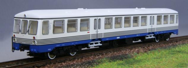 Kres 1733 Schienenbus BR 173 der DR