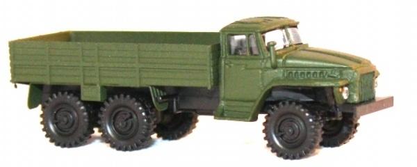 Hädl 124104 Ural 375D lange Holzpritsche