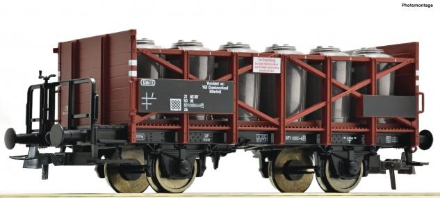 Roco 76307 Säuretopfwagen der DR