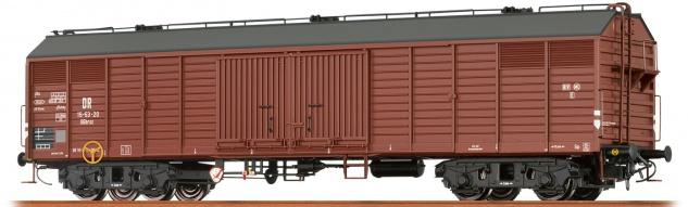 Brawa 48393 Gedeckter Güterwagen der DR