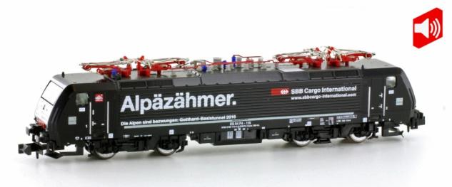 Hobbytrain H2923 Ellok BR 189 Alpäzähmer