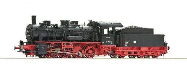 Roco 72047 Dampflok BR 55 der DR Sound