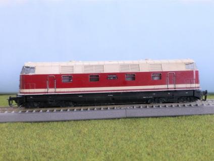 BTTB Diesellok V180 der DR