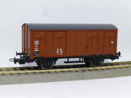 Piko 57709 Flachdachgüterwagen der DB