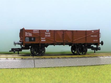 Fleischmann 5830 offener Güterwagen KPEV