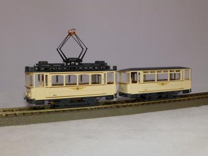 Berolina Straßenbahn Dresden