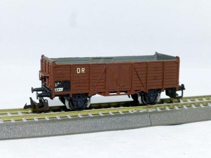 BTTB 4210 Offener Güterwagen der DR