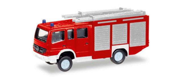 Herpa 066716 MB Atego HLF 20 Feuerwehr - Vorschau 1