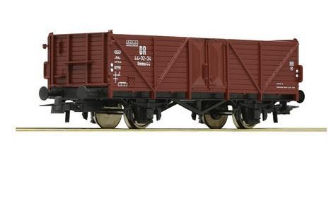 Offener Güterwagen der DR