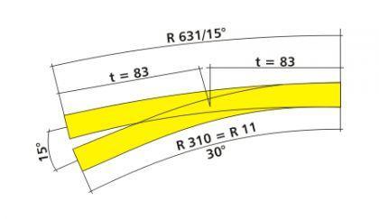 Tillig 83410 Bausatz IBW links - Vorschau 3