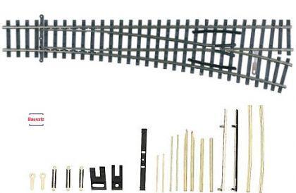 Tillig 83420 Flexsteg-Bogenweiche Bausatz