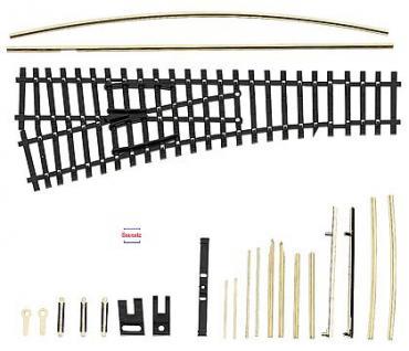 Tillig 83430 Bausatz Weiche EW1 links