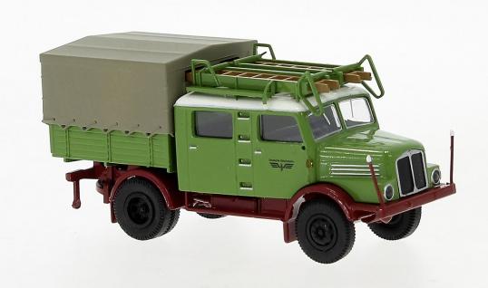 Brekina 71758 IFA S 4000-1 Bautruppwagen