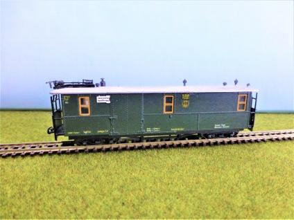 pmt 53408 H0e Zugführerwagen der DRG