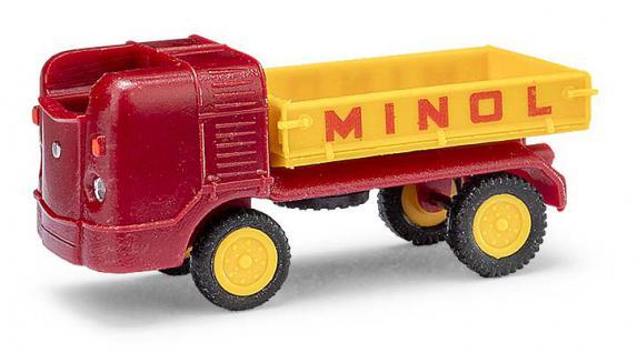 Busch 210008500 Multicar M21 Minol