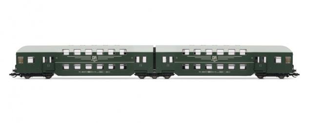 Arnold HN9507 TT Doppelstockzug der DR