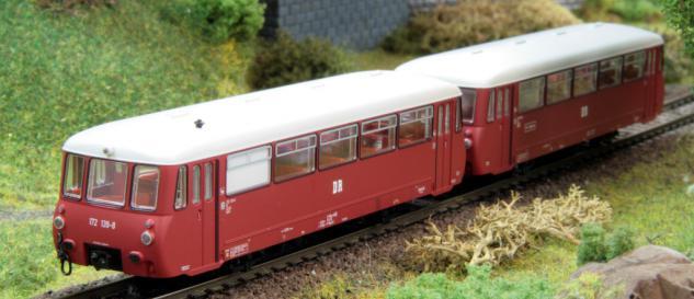 Kres 172N Leichttriebwagen LVT 172