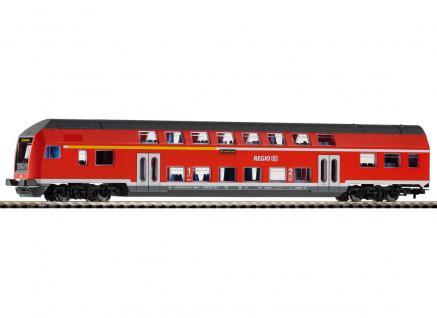 Piko 57621 Doppelstocksteuerwagen - Vorschau 1