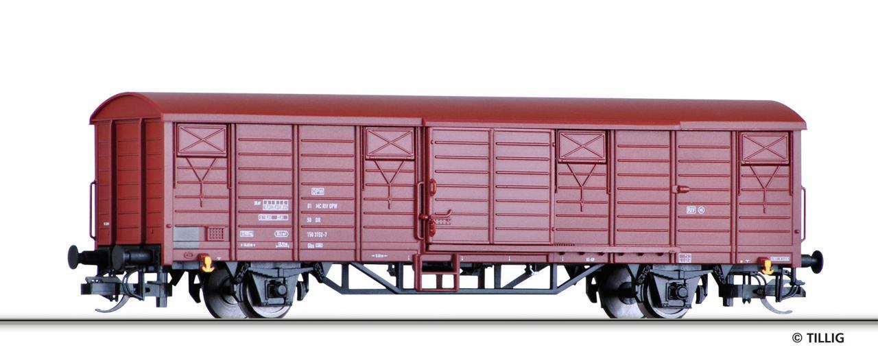 Tillig 17164 Gedeckter Güterwagen