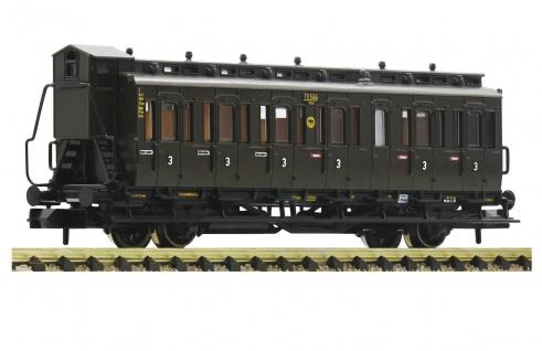 Fleischmann 807104 Abteilwagen der DRG
