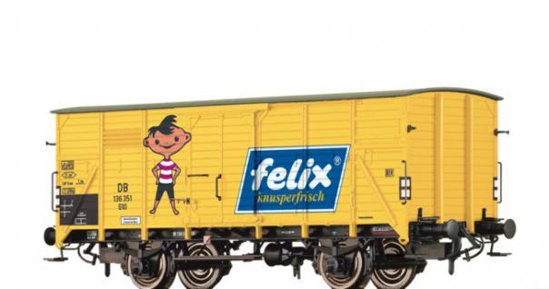 Brawa 67448 Güterwagen G10 Felix