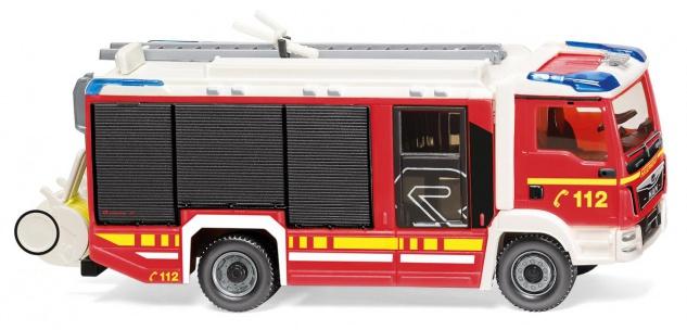 Wiking 061244 Feuerwehr Rosenbauer AT LF