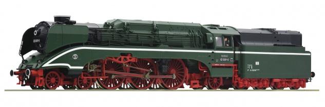 Roco 70201 Dampflok BR 02 DR