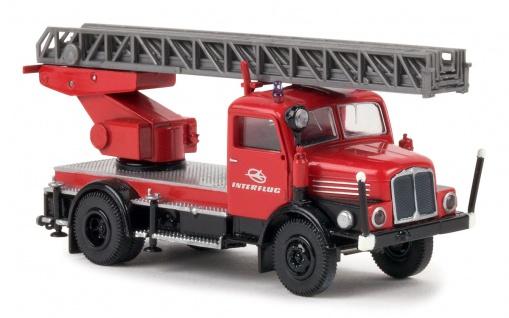 Brekina 71729 IFA S4000 DL25 Feuerwehr