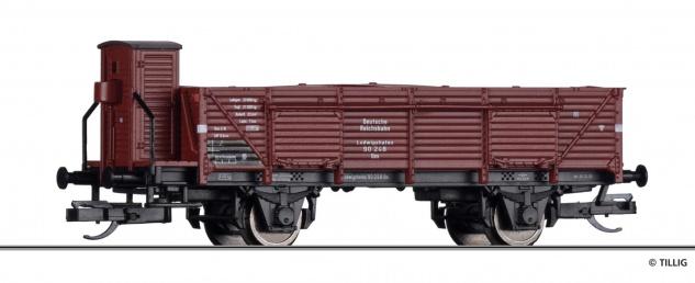 Tillig 17620 Offener Güterwagen Om der DRG