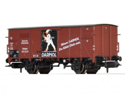 Brawa 67418 Güterwagen G10 Darmol