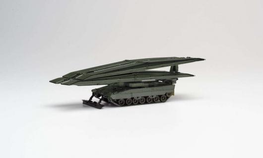 Herpa 746724 Brückenlegepanzer Leguan