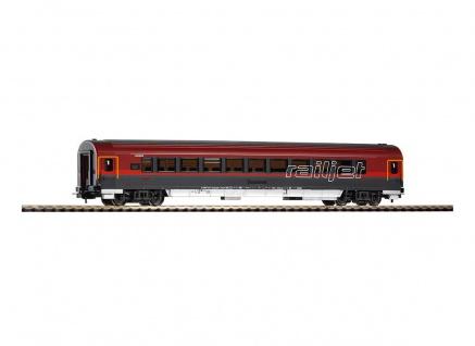 Piko 57642 Schnellzugwagen Railjet ÖBB