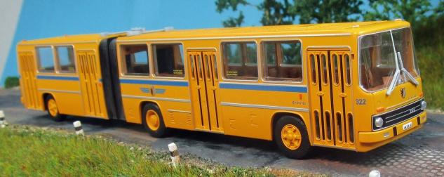 MCZ 03-265 Ikarus 280 Gelenkbus LVB