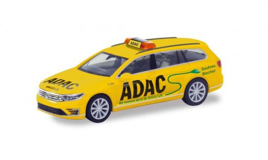 Herpa 095136 VW Passat GTE ADAC
